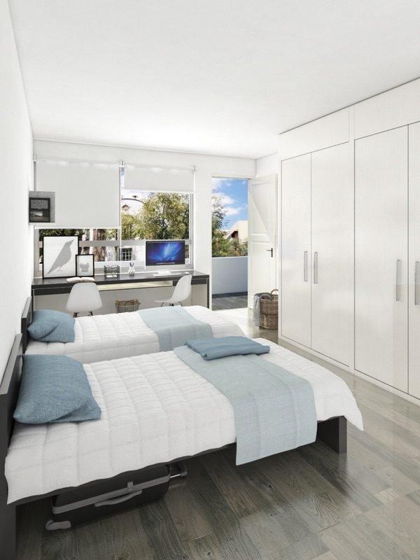 Dormitorio universitario compartido | Ubidorms